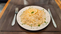 Espaguete ao Molho de Limão Siciliano - 450g