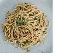 Espaguete Integral