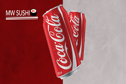 Coca-Cola Original - 350ml