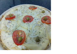 Pizza Provolet