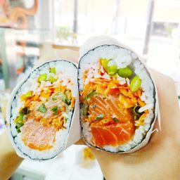 Monte Seu Sushi Burrito - M