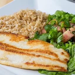 5-tilápia e arroz integral
