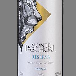 Vinho m. paschoal tannat reserva seco - 750ml