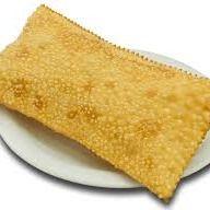 Pastel de Palmito com Queijo