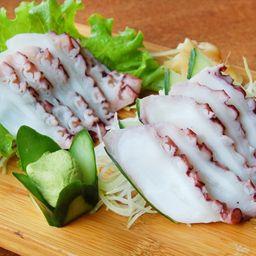 10 Sashimi Polvo 5 Unidades