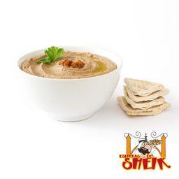 Hommus (pasta de Grão-de-bico)