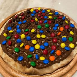 Pizza Doce Meio a Meio - Broto