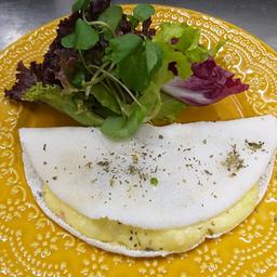 Tapioca queijos brasileiros