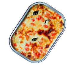 Lasagna vegetariana 380g