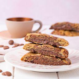 Soft Cookie Ovomaltine