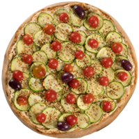Pizza Estupenda - Vegan