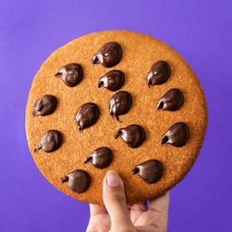 Cookie gigante com gota chocolate 150g