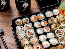 Combo Sushi Tradicional - 40 Peças