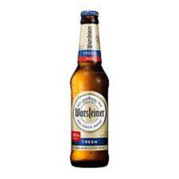 Warsteiner Pilsen sem Àlcool 330 ml