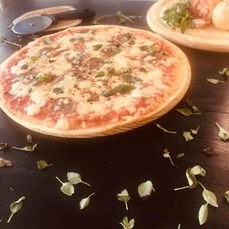 Pizza Diavola - Tamanho Grande
