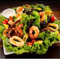 Salada Mediterrâneo
