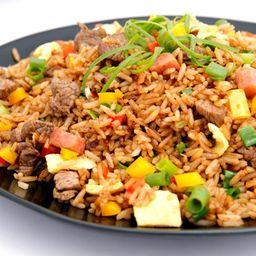 Arroz Chaufa Especial de Carne Bovina
