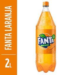 Fanta-laranja 2l