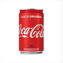 Refri. Lata - Coca-cola 220ml