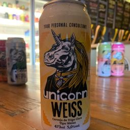 Unicorn - weiss