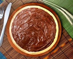 Pizza de Nutella® - Brotinho 23cm