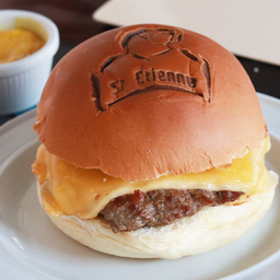 Cheese Burger  (130 G. de Carne)