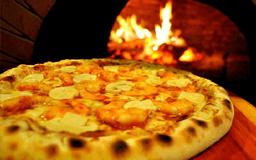 Pizza Camarão