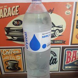 Agua Mineral sem Gás Crystal 1,5L