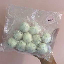 300 g de massa fresca de maciozinn
