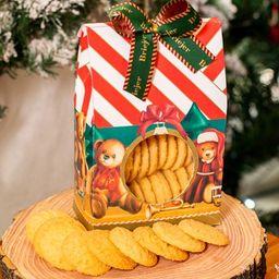Biscoitos Amanteigados | 200g