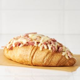 Croissant com Presunto e Queijo