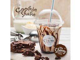 Cookie Shake -  Milk Shake Batido com Cookie + Farofa de Cookie