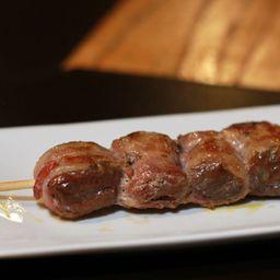 Medalhão de Carne com Bacon