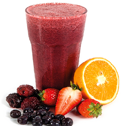 Suco de Frutas Vermelhas e Laranja 500ml