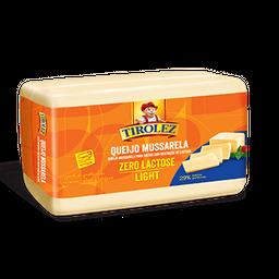 Mussarela zero lactose tirolez (100g)