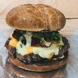 Austrália Burger - M