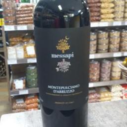 Vinho Messapi Montepulcinao D.Abruzzo 750ml