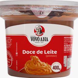 Doce de Leite Pastoso - 400 Gramas