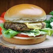 Falafel Burger Vegetariano