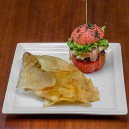 Tomato Hambúrguer de Patinho