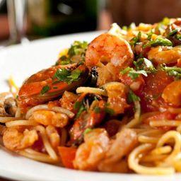 Espaguetti do Mar