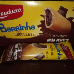 Barrinha de chocolate bauducco