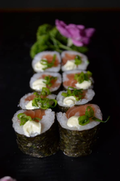0118 - maki sushi philadelphia - 08 unidades