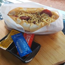 Hot Dog Calabresa