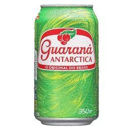 Guarana antarctica latinha 350 ml