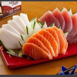 Sashimi Clássico - 15 Unidades