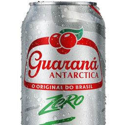 Guaraná Antarctica Zero - Lata 350ml