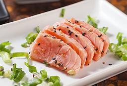 Sashimi Salmão Toast