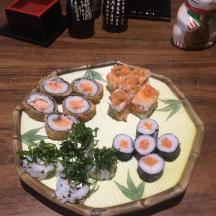 Combo Só Sushi - 20 Unidades