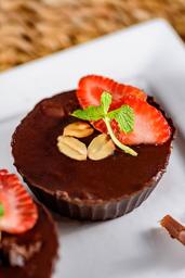 Tartelete de Chocolate
